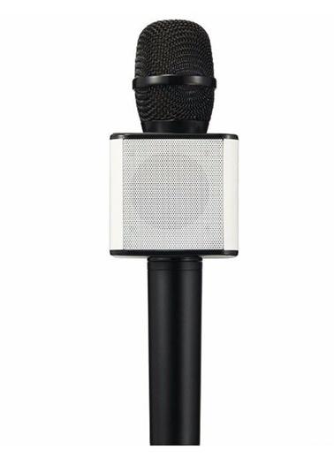 Platoon PL-2453 Bluetooth Karaoke Mikrofon Siyah